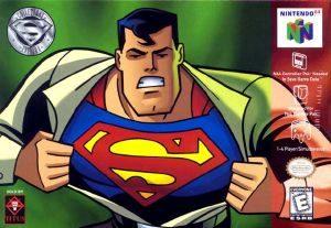 Superman - N64 - NTSC-U (North America)