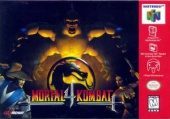 Box shot of Mortal Kombat 4 [North America]