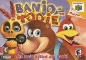 Box shot of Banjo-Tooie [North America]