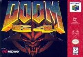 Box shot of Doom 64 [North America]