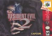 Box shot of Resident Evil 2 [North America]