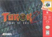 Box shot of Turok 2: Seeds of Evil [North America]