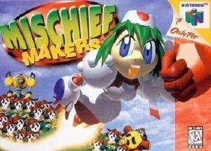 Mischief Makers - N64 - NTSC-U (North America)