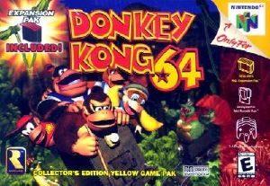 Donkey Kong 64 - N64 - NTSC-U (North America)