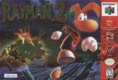 Box shot of Rayman 2: The Great Escape [North America]
