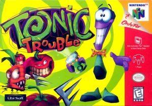 Tonic Trouble - N64 - NTSC-U (North America)
