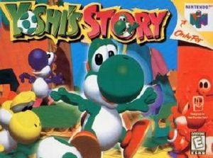 Yoshi's Story - N64 - NTSC-U (North America)