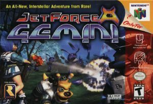 Jet Force Gemini - N64 - NTSC-U (North America)