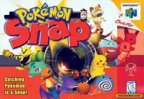 Pokémon Snap - N64 - NTSC-U (North America)