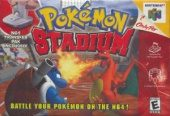 Box shot of Pokémon Stadium [North America]