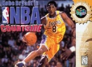 Kobe Bryant in NBA Courtside - N64 - NTSC-U (North America)