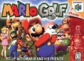 Box shot of Mario Golf [North America]