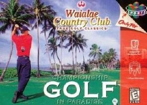 Waialae Country Club: True Golf Classics - N64 - NTSC-U (North America)