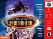 Box shot of Tony Hawk's Pro Skater [North America]