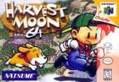 Box shot of Harvest Moon 64 [North America]