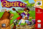 Box shot of Quest 64 [North America]