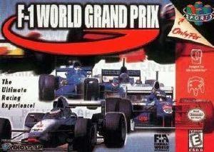 F-1 World Grand Prix - N64 - NTSC-U (North America)