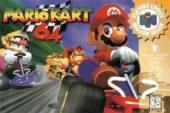 Box shot of Mario Kart 64 [North America]