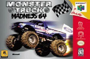 Monster Truck Madness 64 - N64 - NTSC-U (North America)