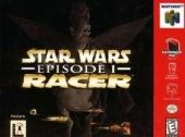 Star Wars: Episode I Racer NTSC-U (North America) front boxshot