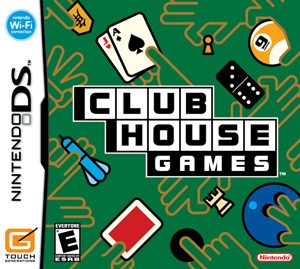 Clubhouse Games - DS - NTSC-U (North America)