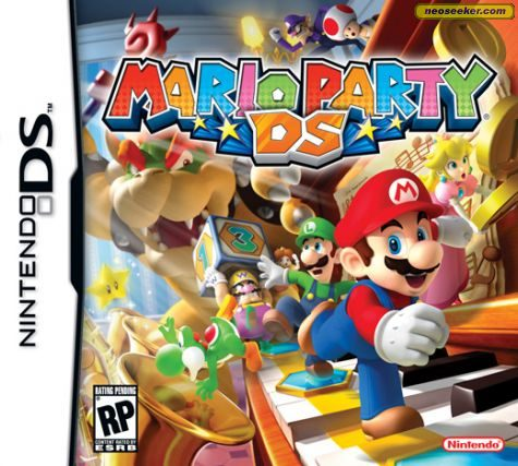 Mario Party DS - DS - NTSC-U (North America)