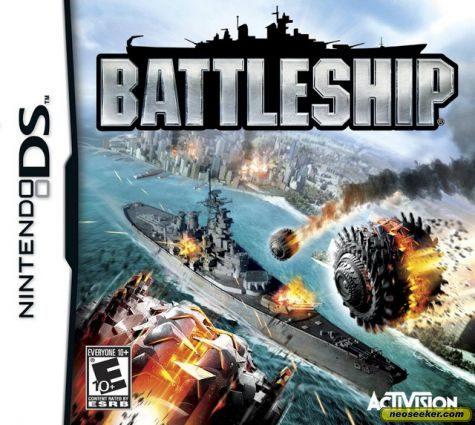 Battleship - DS - NTSC-U (North America)