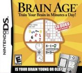 Box shot of Brain Age [North America]