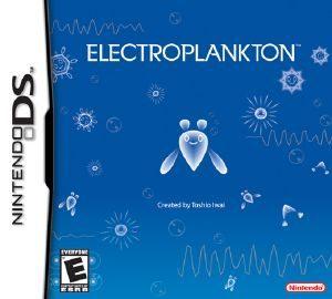 ElectroPlankton - DS - NTSC-U (North America)