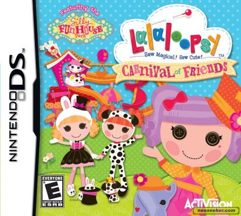 Lalaloopsy: Carnival of Friends - DS - NTSC-U (North America)