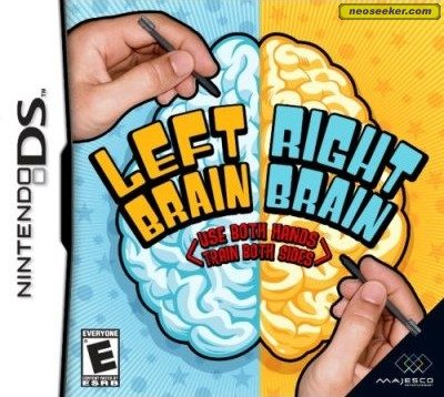Left Brain Right Brain - DS - NTSC-U (North America)