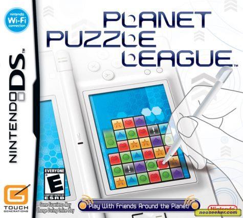 Planet Puzzle League - DS - NTSC-U (North America)