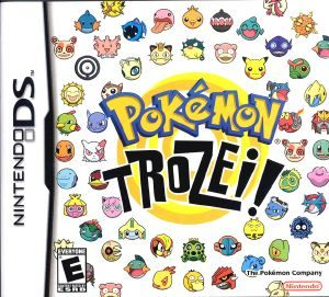 Pokemon Trozei! - DS - NTSC-U (North America)