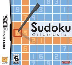 Sudoku Gridmaster - DS - NTSC-U (North America)