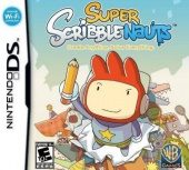 Box shot of Super Scribblenauts [North America]