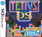 Box shot of Tetris DS [North America]