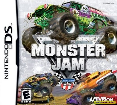 Monster Jam Urban Assault Cheats Ds