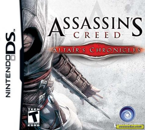 Assassin's Creed: Altair's Chronicles - DS - NTSC-U (North America)
