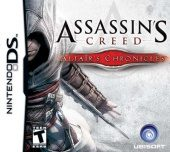 Box shot of Assassin's Creed: Altair's Chronicles [North America]
