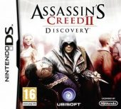 Box shot of Assassin's Creed II: Discovery [Europe]
