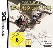 Box shot of Final Fantasy: The 4 Heroes of Light [Europe]