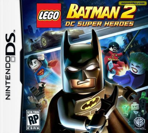 Lego Batman 2: DC Super Heroes - DS - NTSC-U (North America)