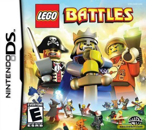 Lego Battles - DS - NTSC-U (North America)