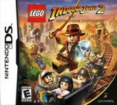 Box shot of LEGO Indiana Jones 2: The Adventure Continues [North America]