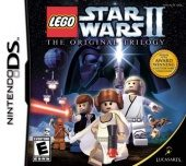 Box shot of LEGO Star Wars II: The Original Trilogy [North America]
