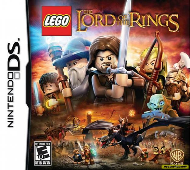 LEGO The Lord of the Rings - DS - NTSC-U (North America)