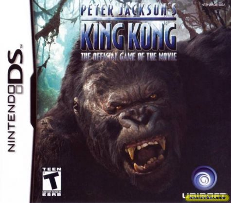 Peter Jackson's King Kong - DS - NTSC-U (North America)