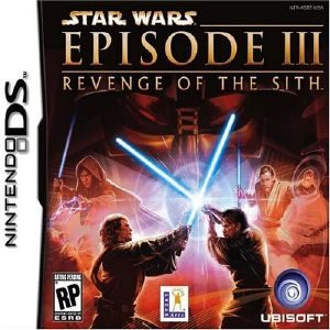 Star Wars: Revenge of the Sith - DS - NTSC-U (North America)