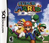 Box shot of Super Mario 64 DS [North America]