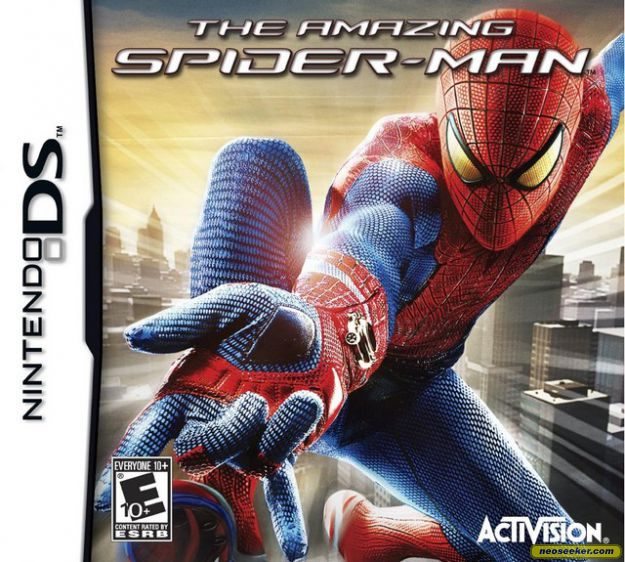 The Amazing Spider-Man - DS - NTSC-U (North America)